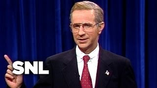 Cold Opening:Bush-Clinton-Perot Debate - Saturday Night Live