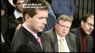 The big questions - Can The Bible and Darwin Both Be Right 1