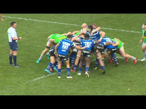 Matchday highlights: Bath Rugby 19-27 Harlequins