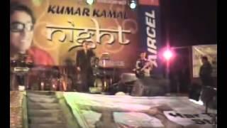 KUMAR  KAMAL  LIVE  SHOW VIDEO   6   BADARPUR  2008   SINGER  NIRJHAR   SHARMA