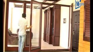 видео Достоинства складных дверей