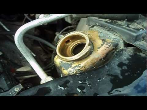 Engine Coolant Flush The Traditional Way