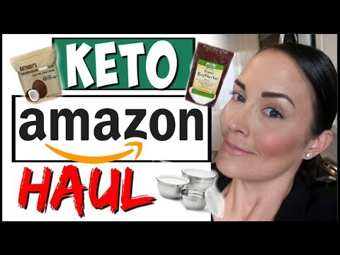 ⭐-best-amazon-products-2019-⭐amazon-keto-products-+-shopping-list-with-haul-●-what-did-i-buy?