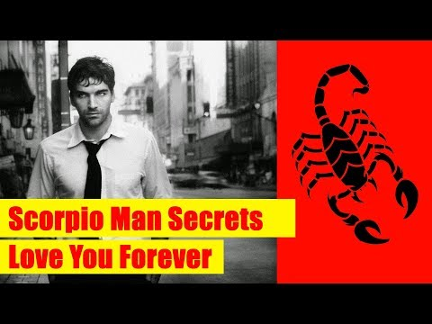 Scorpio Man Secrets | Put That Hot Scorpio Man Under Your Spell | Dating Tips
