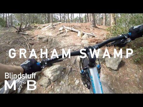 Mountain Biking Graham Swamp in Palm Coast, FL