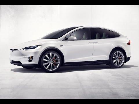 Tesla Model X SUV 2016 Car Review