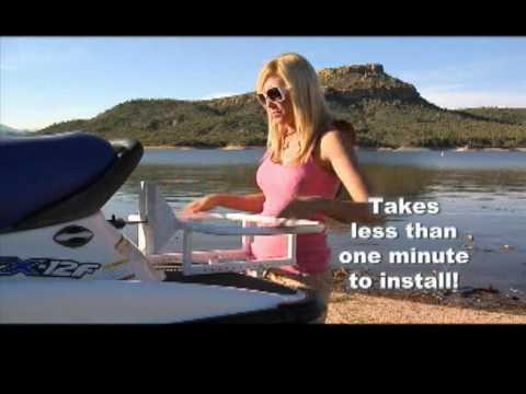 Jet Ski Coolermate Youtube