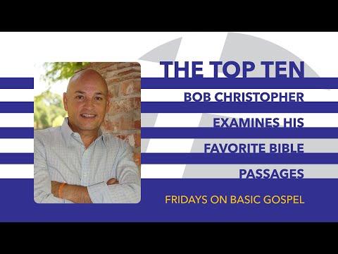 The Top Ten: Exodus 33:12- 34:9 | Basic Gospel, September 27, 2019