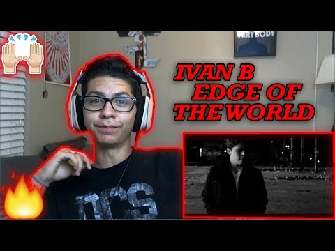Ivan B ft. Niykee Heaton - Edge Of The World (MUSIC VIDEO) REACTION!