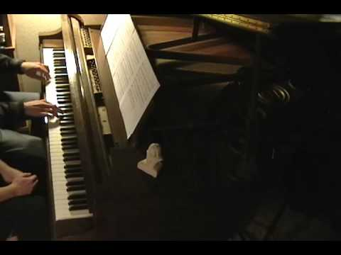 2009 BBC Emma Piano Duet of the Song