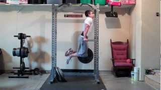 Get Big Arms Workout - Weighted Dips 180x10