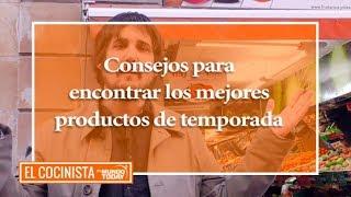 Tomás Fuentes visita el mercado de la Boquería en Barcenola | El Mundo Today 24H