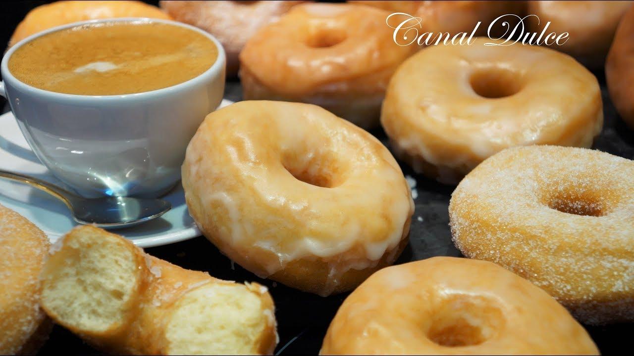 Donuts Perfectos Receta Fácil Youtube