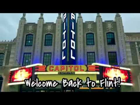 Grand Reopening Of Flint's Capitol Theatre