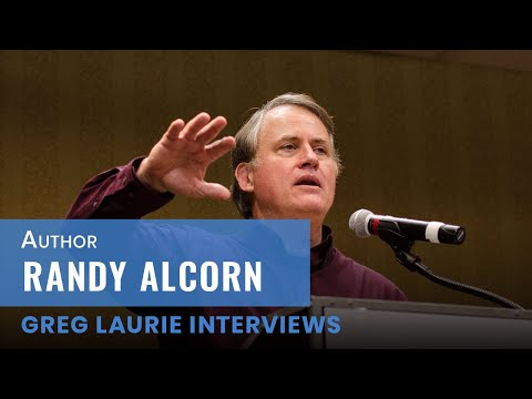 Greg Laurie Interviews Special Guest and Author, Randy Alcorn