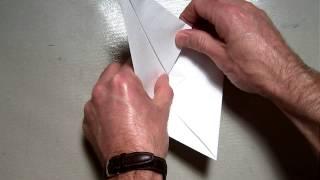 Origami Baby Swan (kasahara)