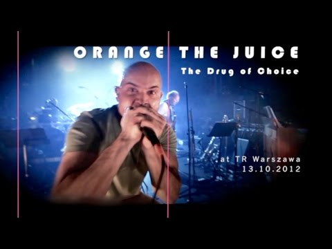 Orange the Juice live at TR Warszawa 2012