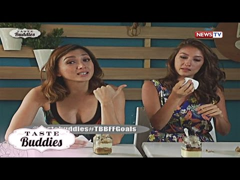 Taste Buddies: Why did Iya Villania and Solenn Heussaff cry during the Quickie Quiz?