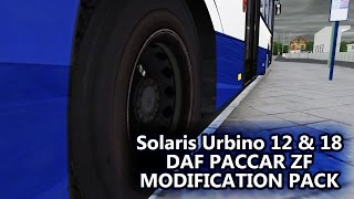 [OMSI 2]: Solaris BVG ZF modpack v.2.52 - DOWNLOAD NOW! U12
