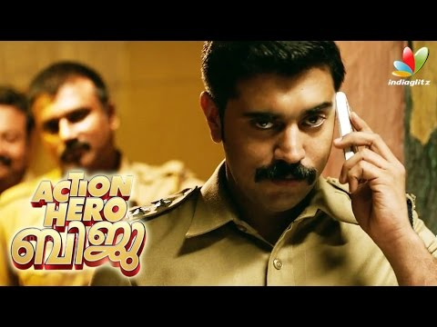 Action Hero Biju Official Trailer Review | Nivin Pauly| Abrid Shine
