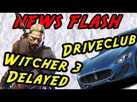 the-witcher-3-and-driveclub-delayed---news-flash