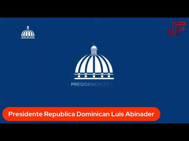 Discurso del Pte. Luis Abinader en la XXVII Cumbre Iberoamericana de Jefes de Estado y de Gobierno.