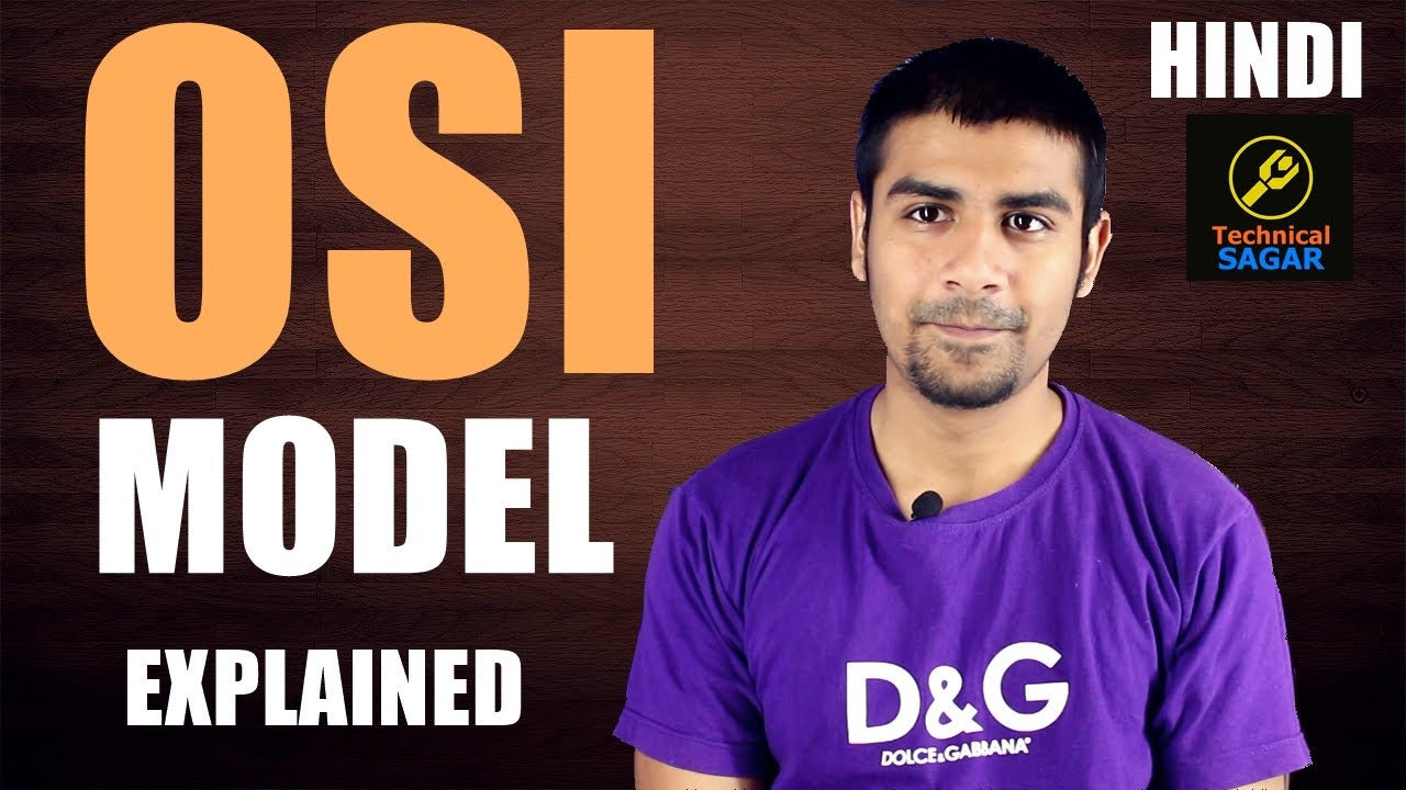 What is OSI Model ? | Computers Ka Networking Framework | Explained in Hindi