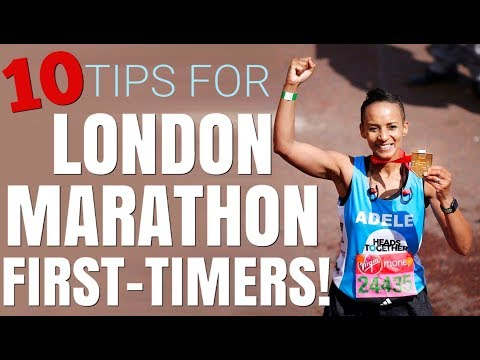 London Marathon 2018   10 Tips For First-Timers