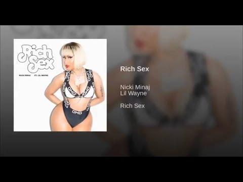 Nicki Minaj - Rich Sex ft. Lil Wayne AUDIO @kingdreshon ft. @mofxl REACTION