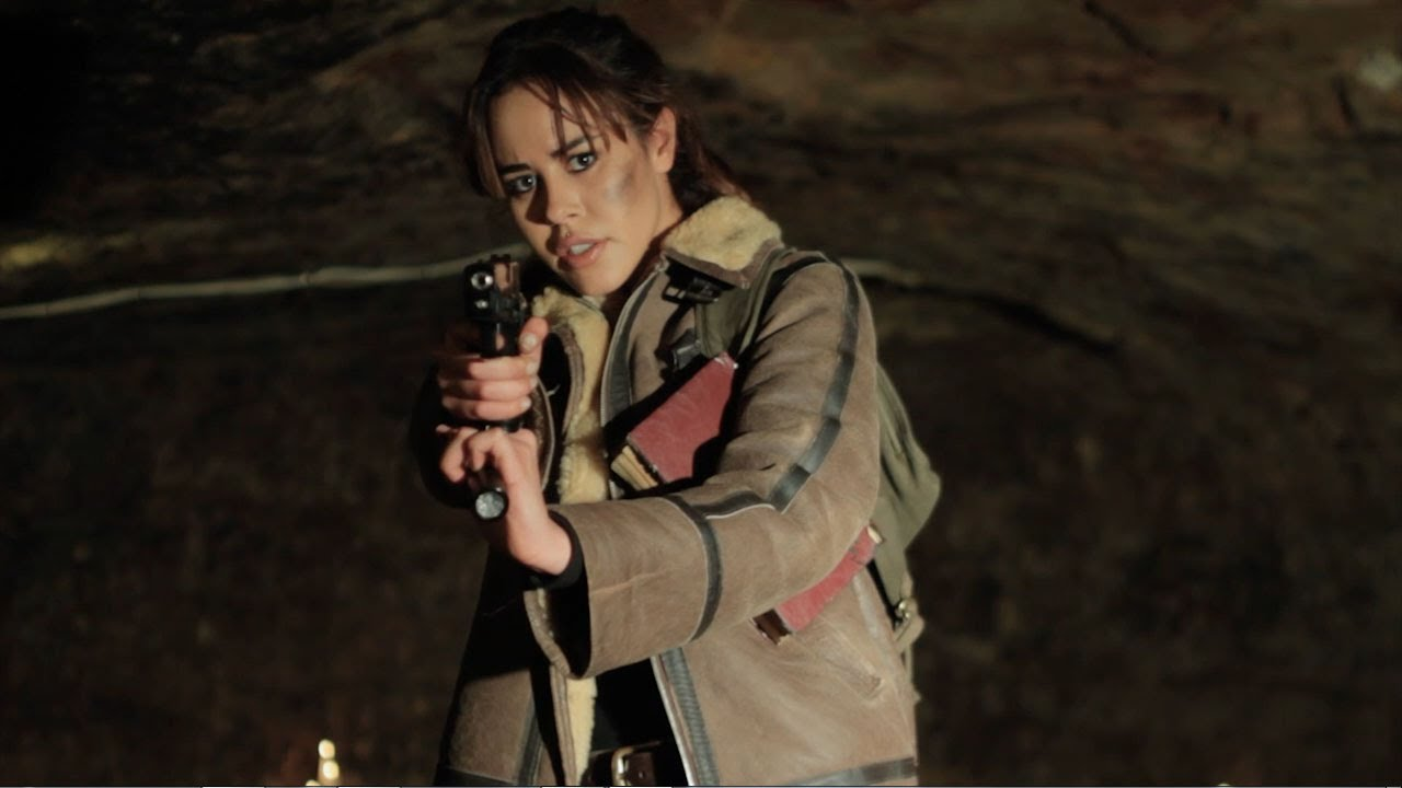 The Quest of The Photographer Wannabe: Tomb Raider To Get