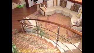 Ковёр для лестницы - скульптурные ковры на заказ(, 2013-01-19T11:01:58.000Z)