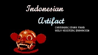 Ayo Main Megaman Indonesian Artifact #1 - BEST ROMHACK EVER