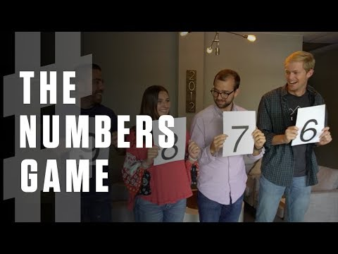 Easy Icebreaker Activities: The Numbers Game