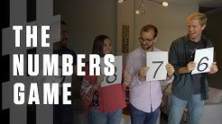 Easy Icebreaker Activities: The Numbers Game
