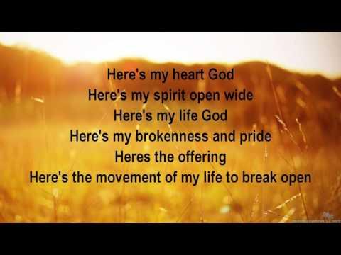 Break Open (feat. Jon Egan) - Desperation Band (Worship Song with Lyrics) mp3