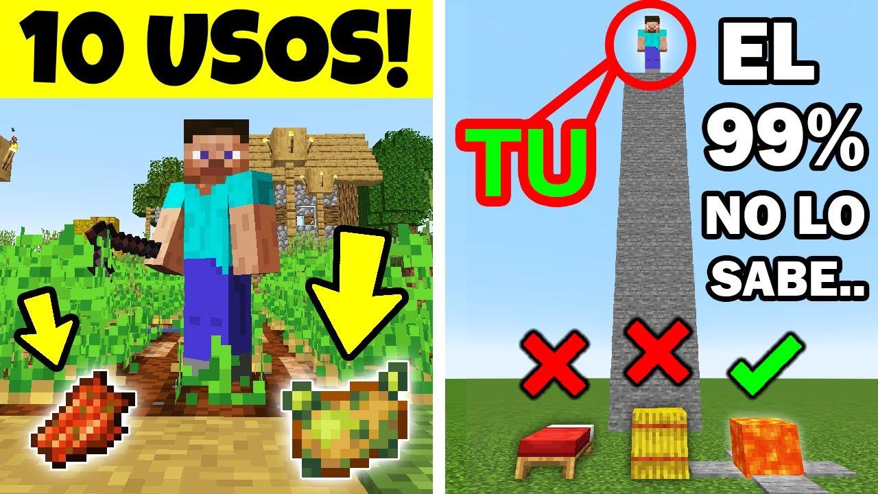 10 Mentiras Populares de Minecraft que Posiblemente Sigues Creyendo