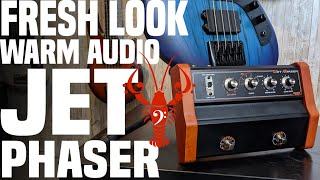 Warm Audio Jet Phaser - The old school SCREAM you've been after! - LowEndLobster Fresh Look