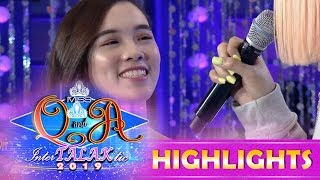 It's Showtime Miss Q and A: Jackque says she will bring her family to Vice Ganda's concert