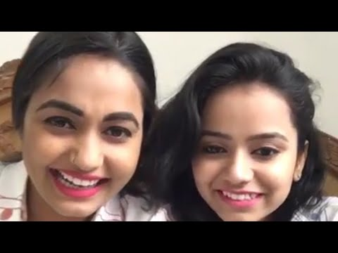 Twinkle Vaishnav और Sonal Raika Live Video Chat With Fans 2019