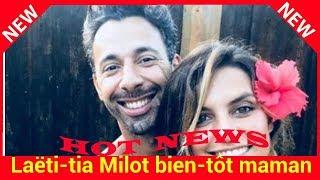 Laëtitia Milot bientôt maman : l'actrice est enceinte de trois mois