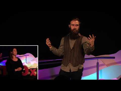 Go with the Flow Arts   Josh Smythe   TEDxDunedin