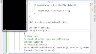 Демонстрация - писане на игра JustCars (Niki™)