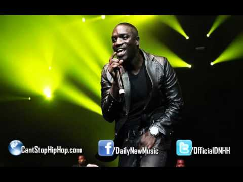 Akon - America's Most Wanted (CDQ)