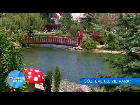 İstanbul'un Koruları | Göztepe 60.Yıl Parkı