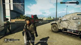 Just Cause 4 - Aeropuerto Scramble - Help and Cover Mira