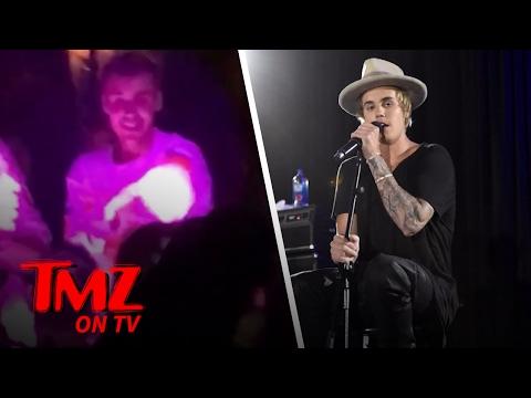 Justin Bieber Butchers 'Despacito'   TMZ TV