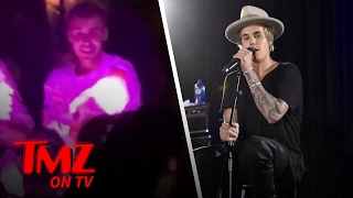 Justin Bieber Butchers 'Despacito' | TMZ TV