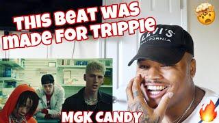 Machine Gun Kelly - Candy feat. Trippie Redd (Official Music Video) REACTION | JessieT Tv