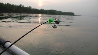 От таких Поклёвок и Душа радуется Рыбалка осенью Ловля леща на кольцо 2021