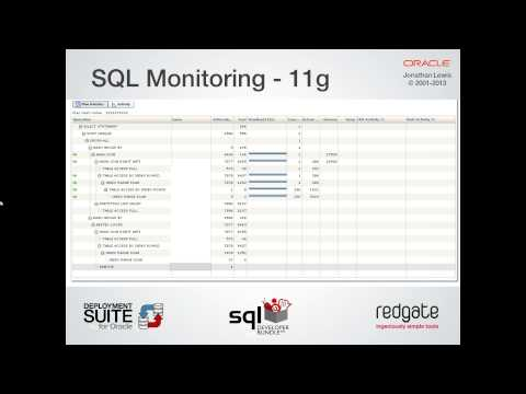 Built-in Performance Monitoring in Oracle and SQL Server